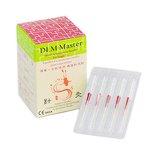 Aiguilles d'acupuncture DLM individuelles